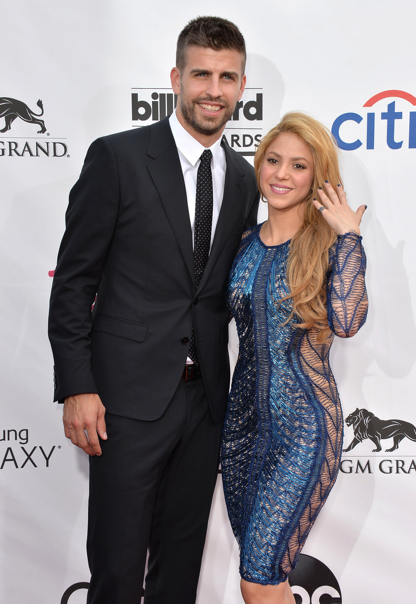Shakira i Gerard /Getty Images