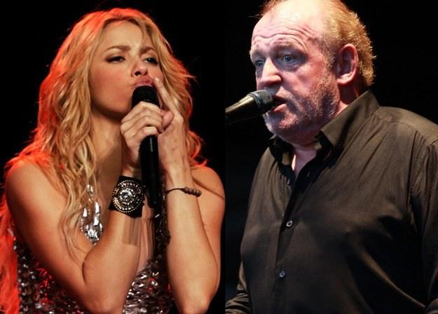 Shakira i Joe Cocker w październiku wydadzą nowe albumy /Getty Images/Flash Press Media