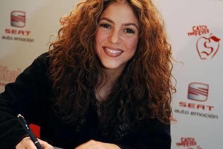 Shakira / Kliknij /INTERIA.PL