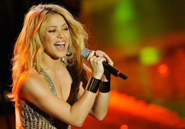 Shakira zaśpiewa oficjalny hymn mundialu w RPA /AFP
