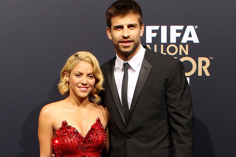 """Shakira zgromadziła fortunę w wysokości 220 milionów dolarów, a jej partner Gerard Pique -  """"tylko"""" 30 milionów /Getty Images"""