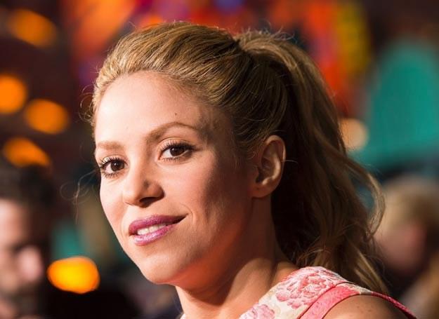 Shakira /Valerie Macon /East News