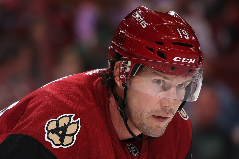 Shane Doan /Christian Petersen /AFP