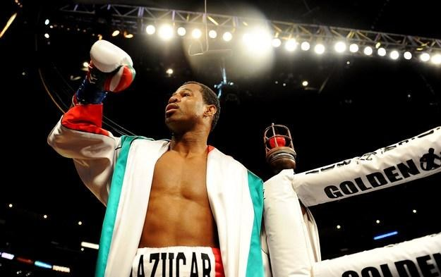 Shane Mosley /AFP