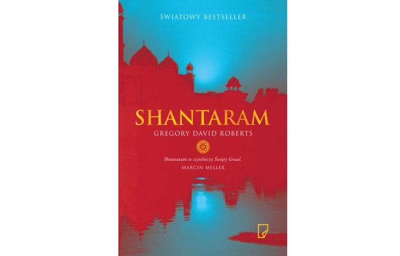 """Shantaram"", wyd. Marginesy /materiały prasowe"
