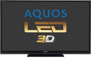 Sharp Aquos LC-80LE657 – mniejszy brat największego Aquos LED na świecie