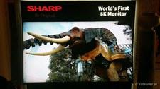 Sharp: Rusza sprzedaż pierwszego telewizora 8K w Europie