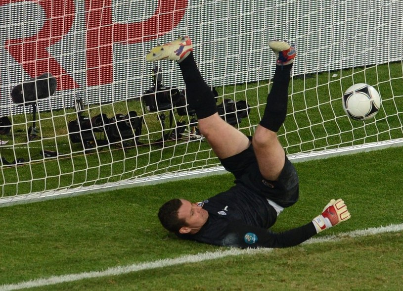 Shay Given /AFP