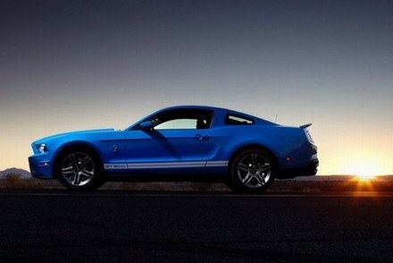 Shelby GT500 /