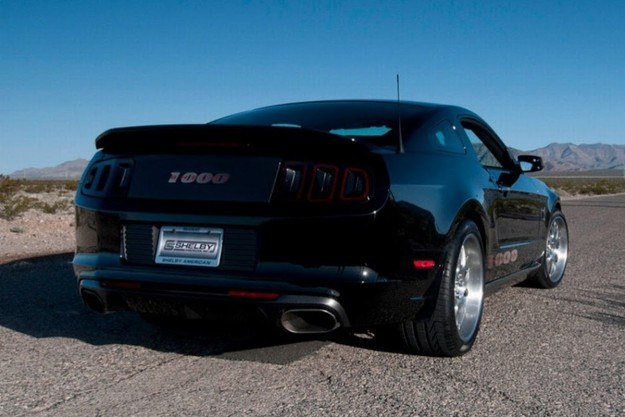 Shelby Mustang 1000 S/C /