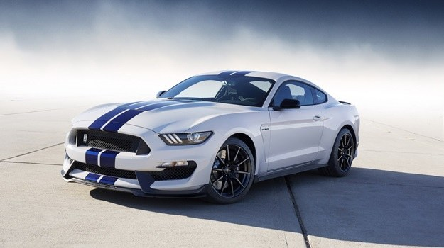 Shelby Mustang GT350 /Ford