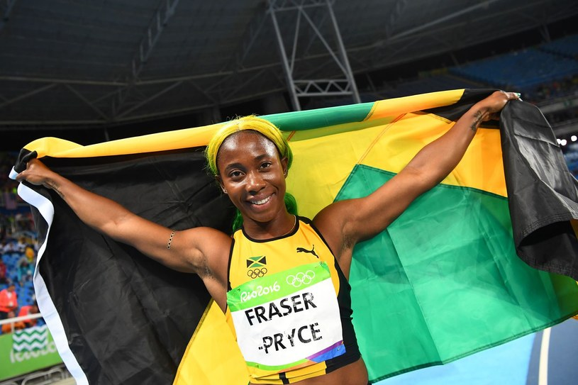 Shelly-Ann Fraser-Pryce /AFP