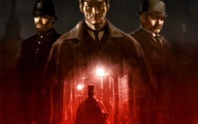 Sherlock Holmes vs. Jack the Ripper - fragment okładki z gry /Informacja prasowa