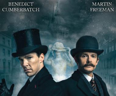 """""""Sherlock i upiorna panna młoda"""": Odcinek specjalny serialu w kinach [trailer]"""