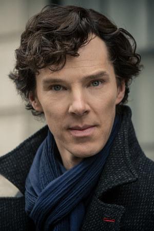 Sherlock jest przystojnym mężczyzną, ale jego życie uczuciowe jest zagadką, fot. Robert Viglasky © Hartswood Films /BBC Entertainment