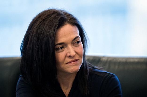Sheryl Sandberg, Facebook /DREW ANGERER /Getty Images