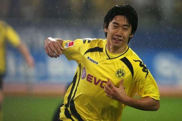 Shinji Kagawa - gwiazda Borussii Shinji Kagawa. /AFP