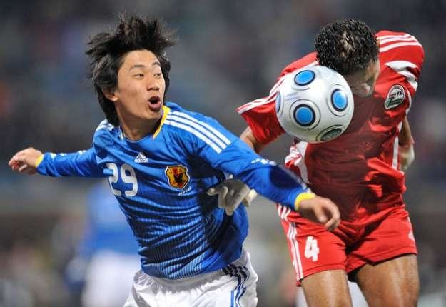 Shinji Kagawa /AFP