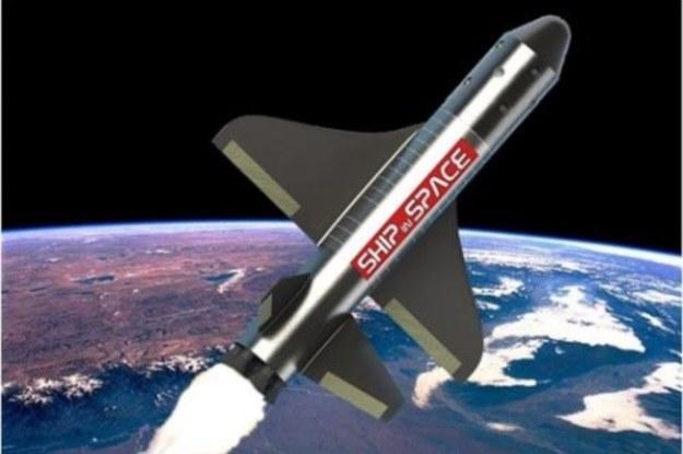 SHIPinSPACE - nowy gracz w segmencie komercyjnych lotów w kosmos /materiały prasowe
