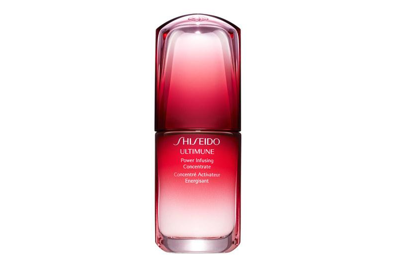 Shiseido ULTIMUNE /materiały prasowe
