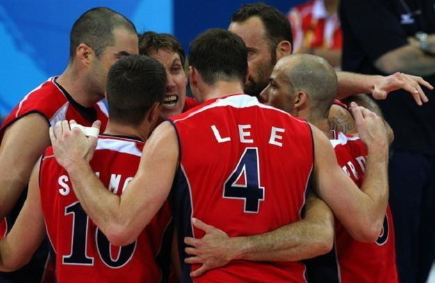 Siatkarze USA zagrają w finale Ligi Światowej /AFP