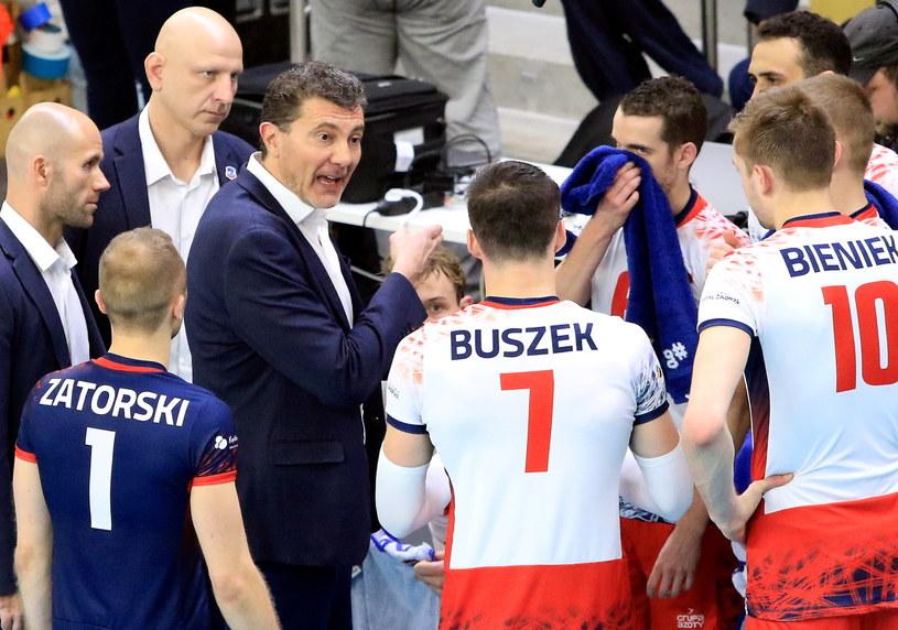 Siatkarze ZAKS-y nie awansowali do półfinału KMŚ /Fot. Krzysztof Świderski /PAP