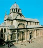Šibenik, katedra /Encyklopedia Internautica