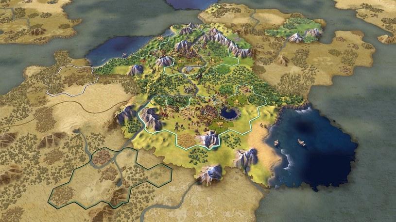 Sid Meier's Civilization VI /materiały prasowe