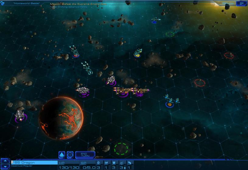 Sid Meier's Starships /materiały prasowe