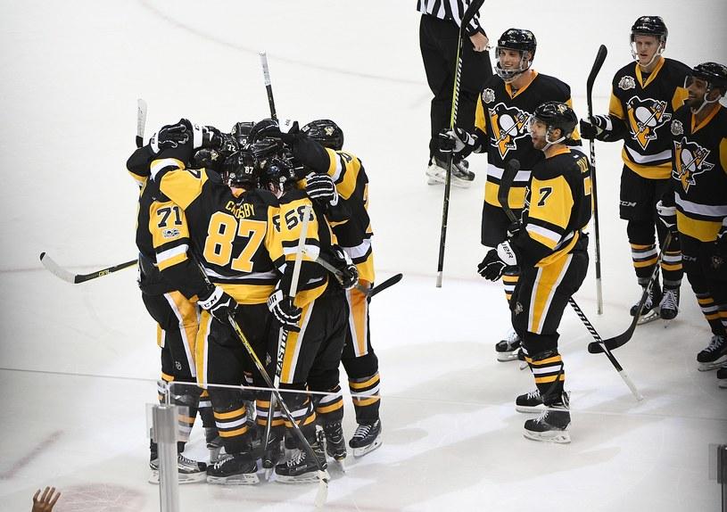 Sidney Crosby przekroczył granicę 1000 punktów /AFP