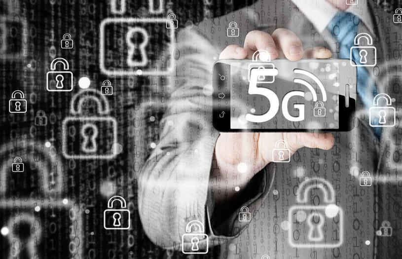 Sieć 5G oferuje jeszcze szybszy transfer danych niż poprzednia generacja /123RF/PICSEL