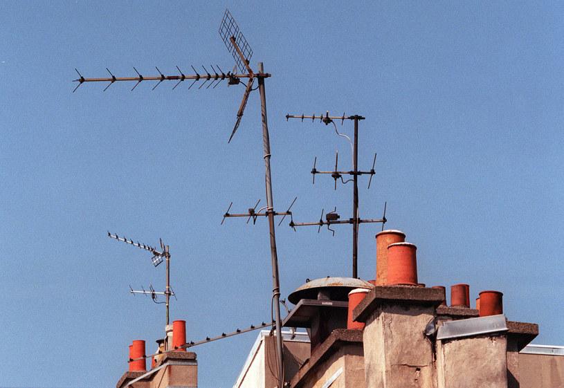 Sieć AWMN została zbudowana w oparciu o system anten na dachach budynków /AFP