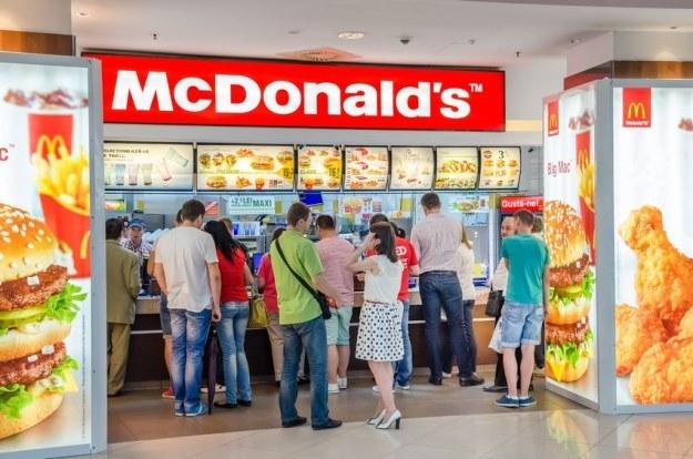 Sieć McDonalds będzie jeszcze popularniejsza? /©123RF/PICSEL