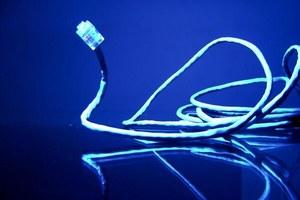 Sieć światłowodowa 512 Gb/s