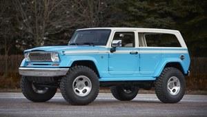 Siedem konceptów Jeepa na jego coroczne Wielkanocne Safari