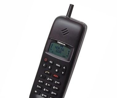 Siedem wspaniałych komórek - kultowe telefony