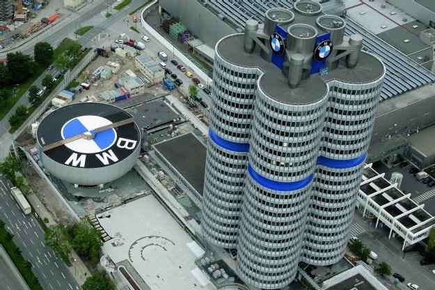 Siedziba BMW /