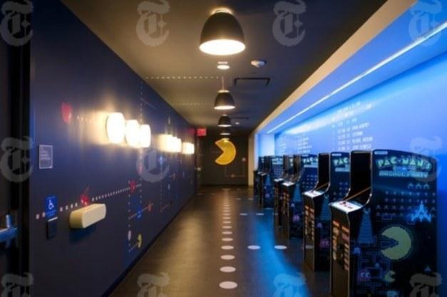 Siedziba firmy na Manhattanie /The New York Times