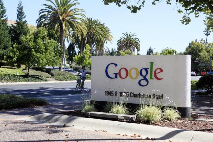 Siedziba Goggle w Mountain View w Kaliforni /Angel Dust/face to face /East News