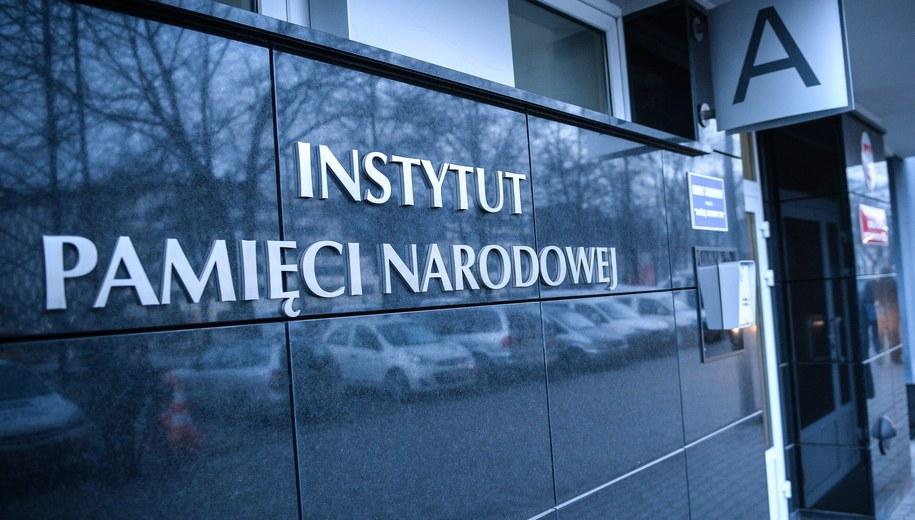 Siedziba Instytutu Pamięci Narodowej /Jacek Turczyk /PAP