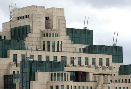 Siedziba MI6 w Londynie /AFP