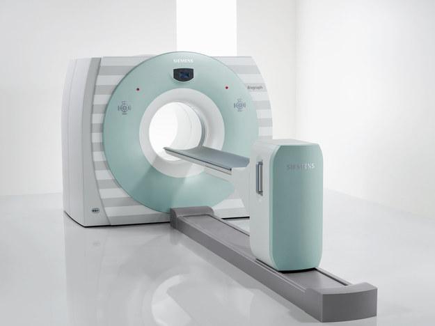 Siemens PET-CT skaner / inf. prasowa /&nbsp