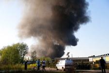 Siemianowice Śląskie: Akcja gaśnicza potrwa kilkanaście godzin