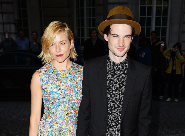 Sienna Miller i Tom Sturridgee /Getty Images