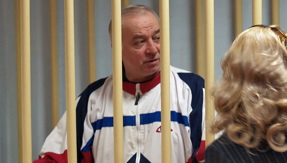 Siergiej Skripal /YURY SENATOROV /PAP/EPA