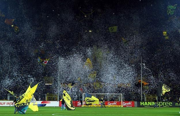Signal Iduna Park miał być celem ataku/fot. Lars Baron /Getty Images/Flash Press Media