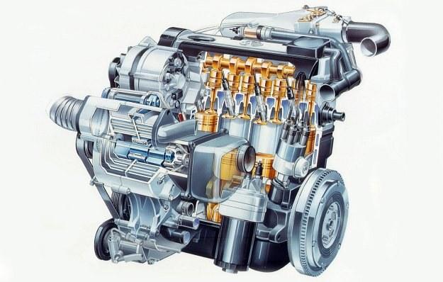 Silmk 1.8 dm3 w porównaniu z jednostką wyjściową na bardziej odporne na wysokie temperatury zawory, jak również kute korbowody i wal korbowy zamiast elementów odlewanych. /Volkswagen