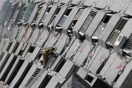 Silne trzęsienie ziemi na Tajwanie. Co najmniej 5 zabitych i 155 rannych osób