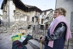 Silne trzęsienie ziemi we Włoszech