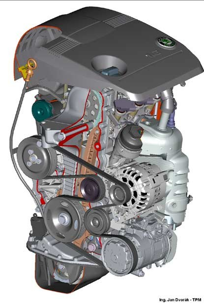 Silnik 1.2 HTP / 40 kW  / kliknij /INTERIA.PL